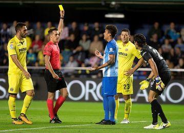 Málaga presentará alegaciones por la amarilla a Recio