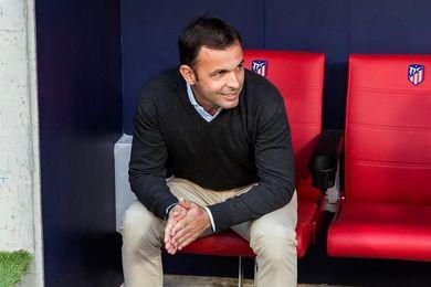 """Calleja: """"Me gustaría ser el primer entrenador en levantar un título aquí"""""""