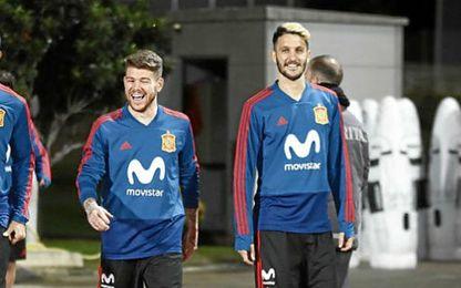 La Selección vuelve a unir a dos canteranos del Sevilla