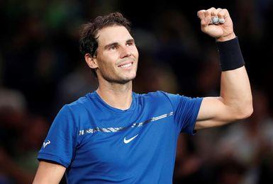 Nadal, en el Grupo A con Thiem, Dimitrov y Goffin; Federer jugará ante Zverev