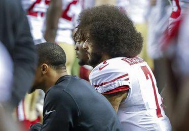La NFL invita a Kaepernick a un diálogo con Goodell
