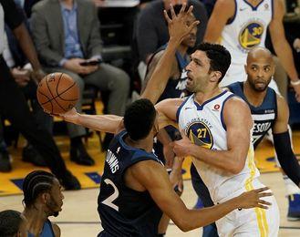 125-101. Thompson y los Warriors amplían su racha triunfal