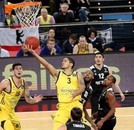 86-94. Otra derrota en casa aboca al RETAbet Bilbao a un milagro