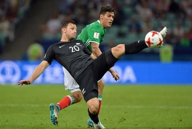 Nueva Zelanda es capaz de poner en problemas a Perú, según el defensa Tommy Smith