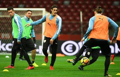 Tabárez espera sacar conclusiones tras el amistoso de mañana contra Polonia