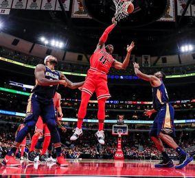 Chicago será la sede del Partido de las Estrellas de la NBA en 2020