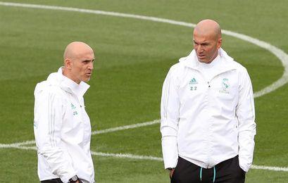 El Real Madrid completa el trabajo de la semana