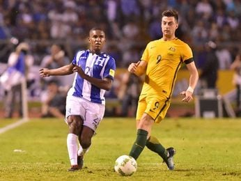 0-0. Honduras y Australia no se hacen daño en el partido de ida de la repesca