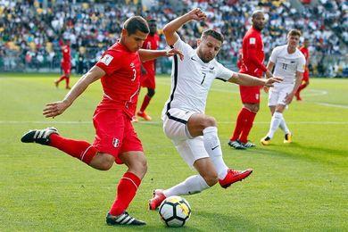 0-0. Perú empata con Nueva Zelanda en un flojo encuentro por la repesca al Mundial