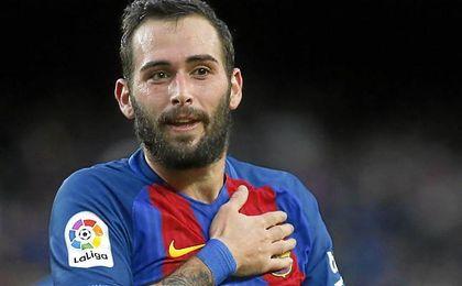 Con Valverde, Aleix tampoco está teniendo protagonismo.