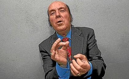 Gregorio Sánchez, conocido artísticamente como Chiquito de la Calzada.