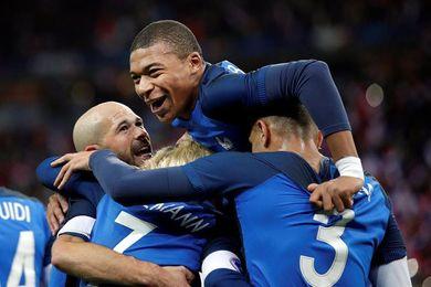 "Griezmann resurge, Alemania empata en Inglaterra y el ""Chucky"" anota doblete"