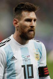 "Messi: ""Sampaoli decidirá si el delantero será Agüero, Icardi o Higuaín"""