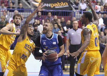 89-86. El San Pablo Burgos logra su primera victoria