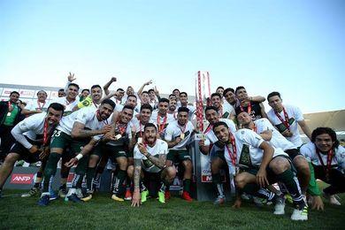 Santiago Wanderers vence a la U y es por tercera vez campeón de la Copa Chile