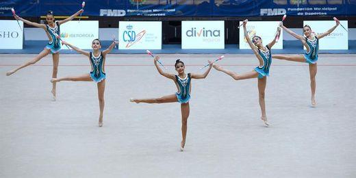 Más de 2.800 gimnastas se darán cita en Alicante en cuatro nacionales