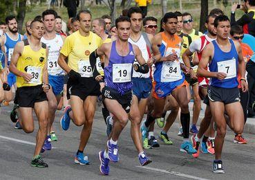 Más de 5.000 atletas llenarán Canillejas en el 38 Trofeo José Cano