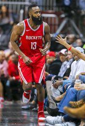 95-118. Harden y los Rockets dan otra exhibición ante los Pacers
