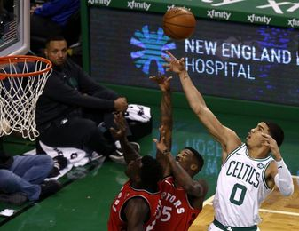 95-94. Horford regresa triunfal y le da a los Celtics la duodécima victoria consecutiva