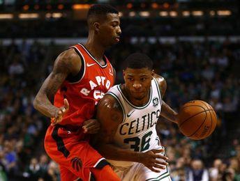 Celtics, Rockets y Pistons mantienen sus respectivas rachas ganadoras