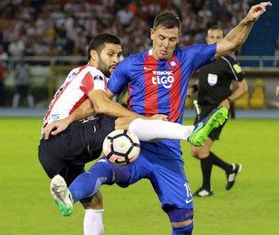La eficacia del argentino Churín hace soñar a Cerro Porteño con el Clausura