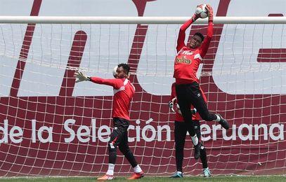 Gallese cree que Perú y Nueva Zelanda repetirán el partido cerrado de la ida