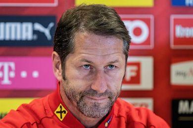 El nuevo seleccionador de Austria espera debutar con victoria ante Uruguay