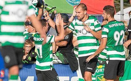 A Piccini le va bien en Portugal.
