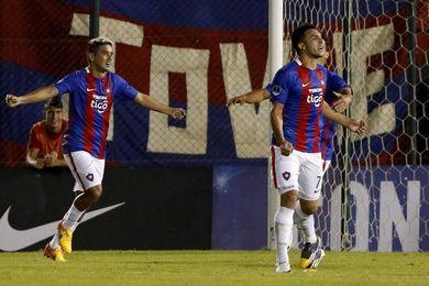 La victoria ante Nacional lleva a Cerro Porteño a encabezar el torno de fútbol en Paraguay