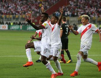 """Christian Ramos: """"Me imaginé hacer el gol de clasificación para el Mundial"""""""