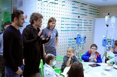 El fútbol madrileño unido por el proyecto ´El Retiro invade el Niño Jesús´