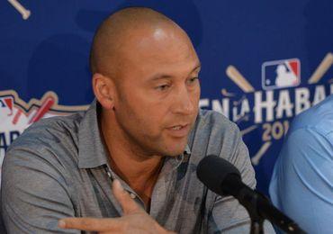Jeter escuchará ofertas por Stanton, si no desea seguir con los Marlins