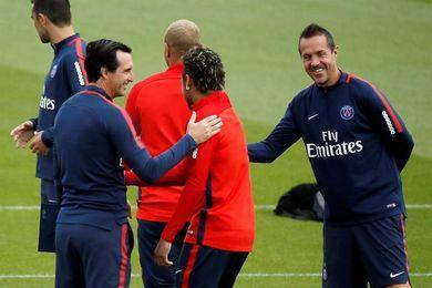 """""""Neymar se queda en París"""", dice Emery"""