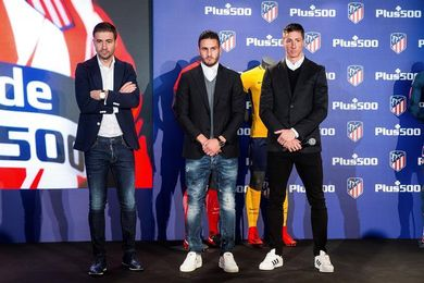 "Torres: ""Queremos empezar a escribir de historia el Wanda Metropolitano"""