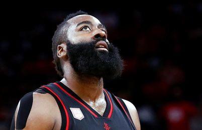 116-142. Harden se exhibe con 48 puntos y los Rockets arrollan a Suns
