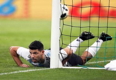 """Agüero está """"perfecto"""", dice Guardiola"""