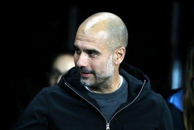 Guardiola repite como mejor entrenador del mes en la Premier League