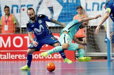 Inter-Barcelona y Ríos Renovables-Jaén, duelos de las semifinales
