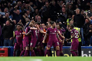 El City da un paso de gigante hacia el título tras ganar en Leicester