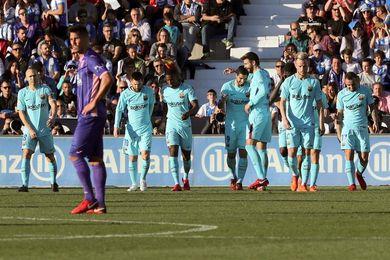 """Gumbau: """"El Barcelona, con muy poco, nos mató"""""""