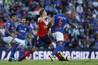 El Cruz Azul de Jémez se clasifica a la liguilla con gol del chileno Mora