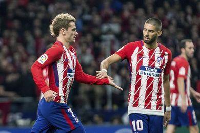 Griezmann niega que vaya a marcharse del Atlético en enero