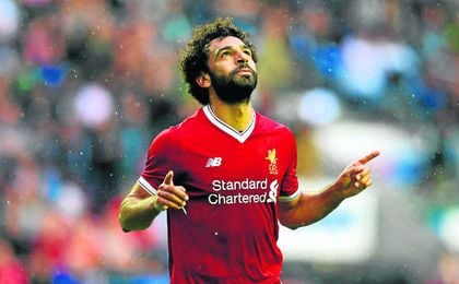 Salah lleva 14 tantos.