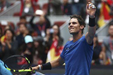 Nadal mantiene el número 1 del ránking y Dimitrov entra el podio