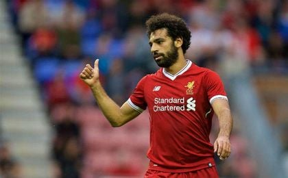 La irregularidad del Liverpool fuera de Anfield y la forma de Salah