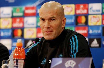 """Zidane: """"Algunos pueden estar preocupados; yo nunca"""""""