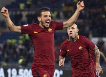 Florenzi y Schick, fuera de la lista del Roma para visitar al Atlético