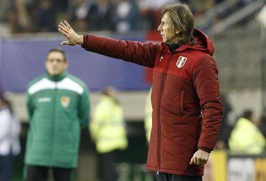 """Gareca dice que Perú ira al Mundial a """"aprender y competir"""""""
