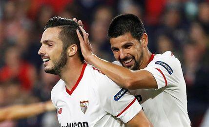 Nolito y Geis en el Sevilla y el Liverpool con los ´4 magníficos´
