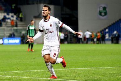 Suso no sufre lesiones graves y volverá a disposición del Milan el domingo